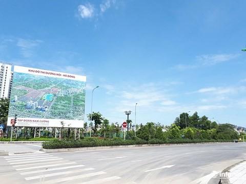Hải Phát, Nam Cường, MB Land… đem nhiều dự án thế chấp ngân hàng - Ảnh 1.