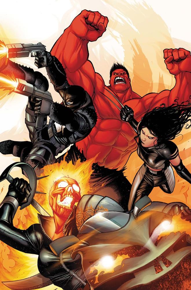 Những siêu anh hùng Marvel đã từng hòa làm một với Symbiote của Venom, từ Deadpool cho tới Spider-Man - Ảnh 2.