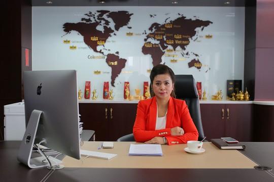 Bà Lê Hoàng Diệp Thảo vẫn quyết tâm quay về Trung Nguyên - Ảnh 1.