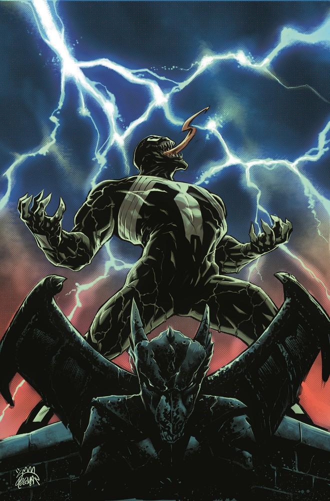 Những siêu anh hùng Marvel đã từng hòa làm một với Symbiote của Venom, từ Deadpool cho tới Spider-Man - Ảnh 13.