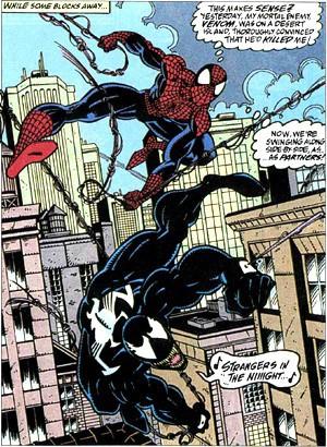 Những siêu anh hùng Marvel đã từng hòa làm một với Symbiote của Venom, từ Deadpool cho tới Spider-Man - Ảnh 14.
