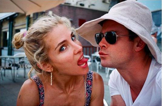 Vợ của Thor Chris Hemsworth dằn mặt mỹ nhân 50 Sắc Thái vì lo bị giật chồng? - Ảnh 3.