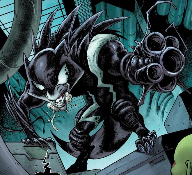 Những siêu anh hùng Marvel đã từng hòa làm một với Symbiote của Venom, từ Deadpool cho tới Spider-Man - Ảnh 4.