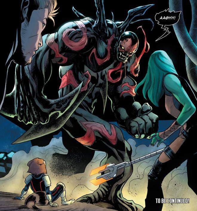 Những siêu anh hùng Marvel đã từng hòa làm một với Symbiote của Venom, từ Deadpool cho tới Spider-Man - Ảnh 5.