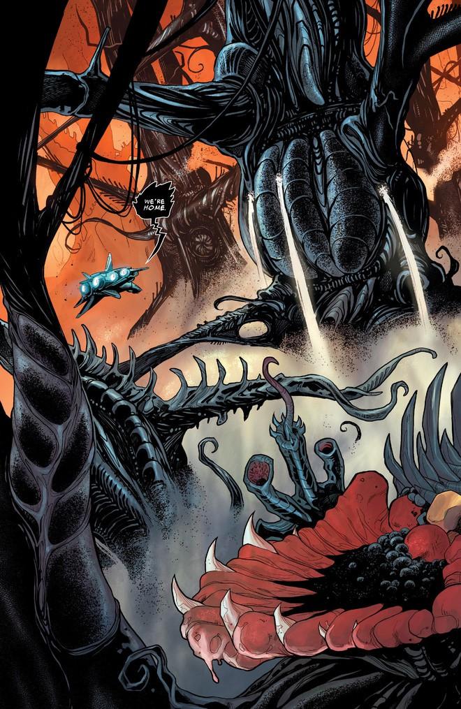 Những siêu anh hùng Marvel đã từng hòa làm một với Symbiote của Venom, từ Deadpool cho tới Spider-Man - Ảnh 6.