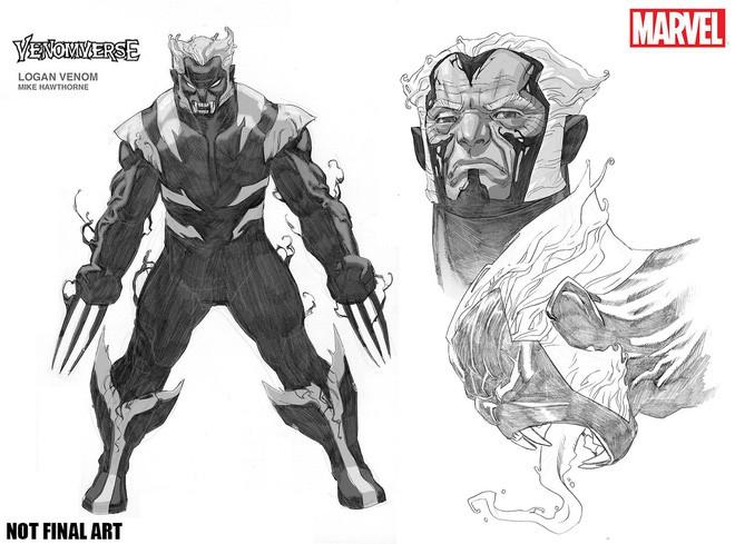 Những siêu anh hùng Marvel đã từng hòa làm một với Symbiote của Venom, từ Deadpool cho tới Spider-Man - Ảnh 7.