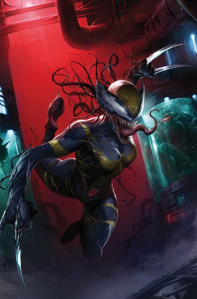 Những siêu anh hùng Marvel đã từng hòa làm một với Symbiote của Venom, từ Deadpool cho tới Spider-Man - Ảnh 9.