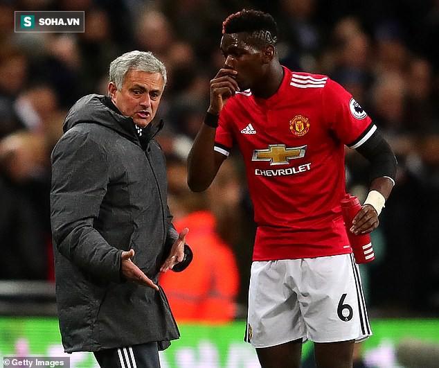 Hết bày đủ trò rắc rối, Pogba lại khoe ảnh cười hớn hở sau khi Man United thua trận - Ảnh 2.
