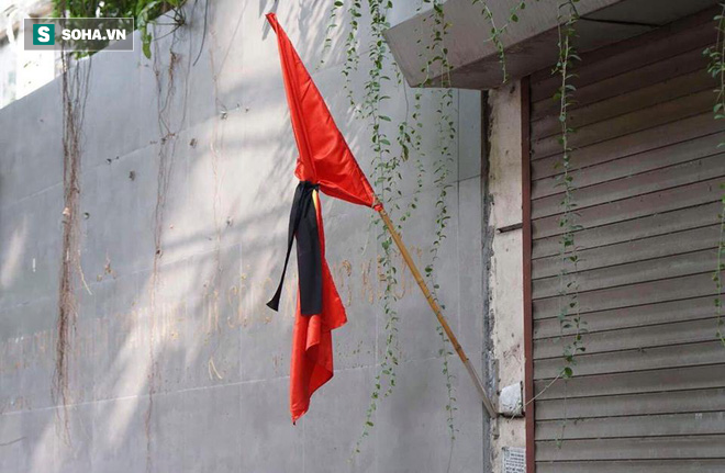Khắp nơi treo cờ rủ Quốc tang Chủ tịch nước Trần Đại Quang - Ảnh 31.
