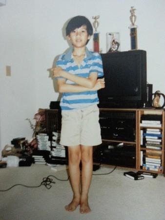 """Ngắm ảnh thời thơ ấu của sao Việt: Người đáng yêu, người gây bất ngờ với ngoại hình """"hai lúa"""" - Ảnh 14."""