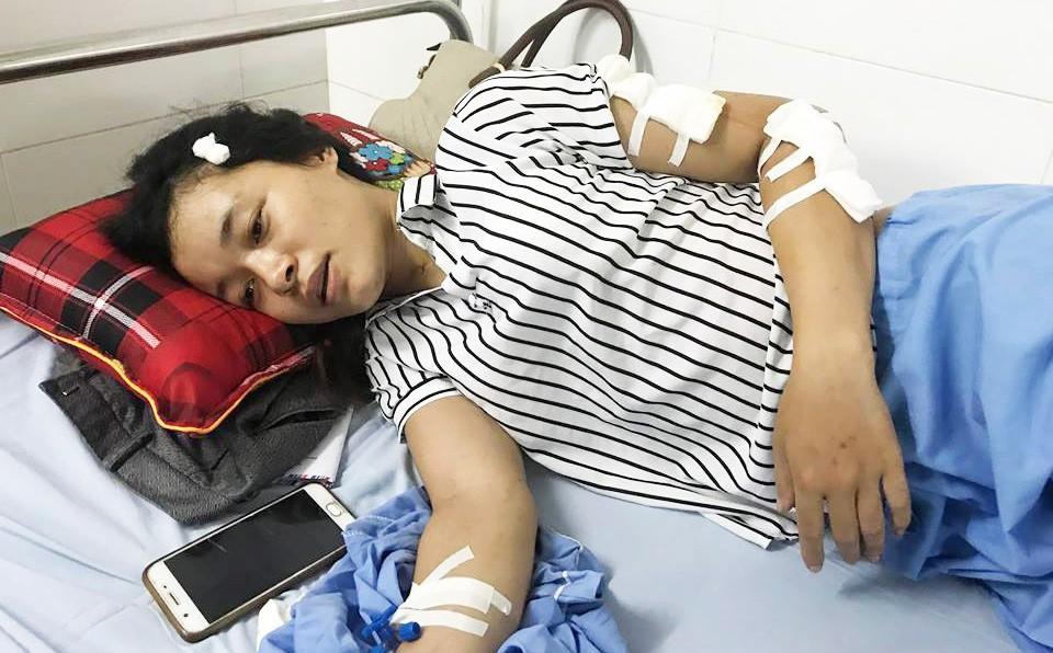Vụ án 7 người bị chém ở Thái Nguyên: Trả thù vặt vì bị nói