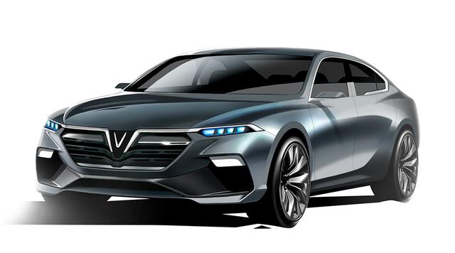 VinFast góp mặt ở Paris Motor Show 2018: Nhà sản xuất Việt Nam Thứ nhất in dấu xe lên bản đồ công nghiệp chế tạo xế hộp toàn cầu, sánh vai cộng thương hiệu Audi, hãng xe Bently, BMW… - Ảnh 1.