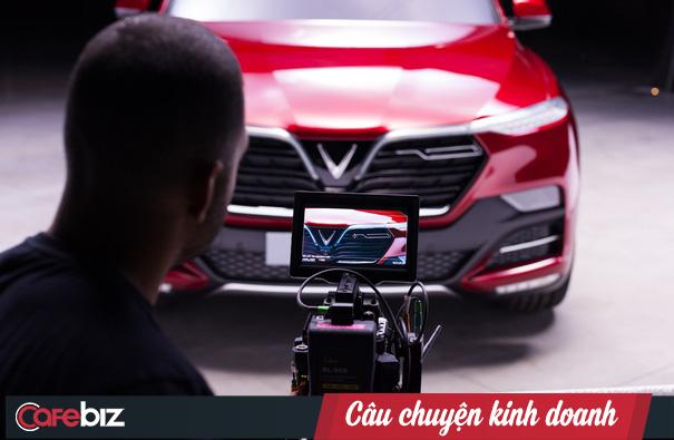VinFast góp mặt ở Paris Motor Show 2018: Nhà sản xuất Việt Nam Thứ nhất in dấu xe lên bản đồ công nghiệp chế tạo xế hộp toàn cầu, sánh vai cộng thương hiệu Audi, hãng xe Bently, BMW… - Ảnh 4.