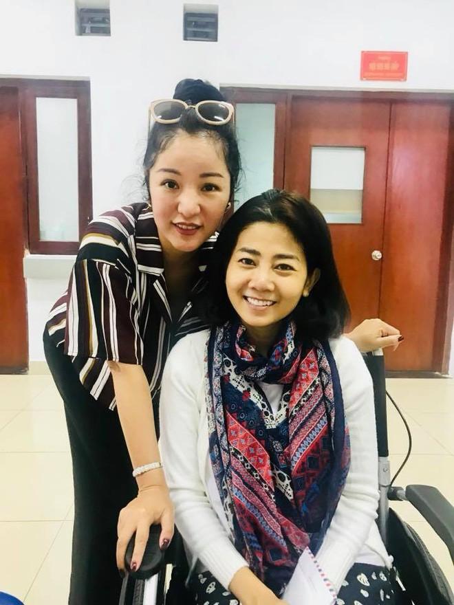 Tình hình sức khoẻ mới nhất của nghệ sĩ Lê Bình và Mai Phương sau thời gian điều trị ngoại trú - Ảnh 1.