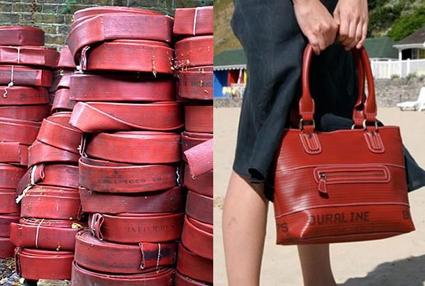Không còn bị đốt bỏ, hàng tồn của Burberry được tái chế thành sản phẩm thời trang vì môi trường theo nhữngh rất đặc thù - Ảnh 4.