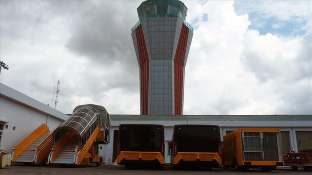 Phi trường Vân Đồn 7.500 tỉ đồng dự trù khai thác 1 vài chuyến bay thương mại - Ảnh 5.