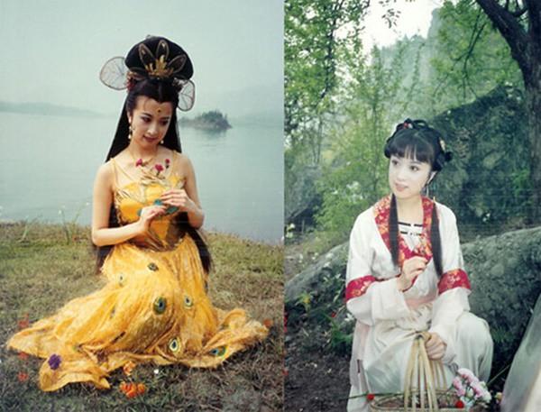 Công chúa của Tây Du Ký: Đi khách đại gia, ngoại tình với Trương Quốc Lập bị bắt tại trận? - Ảnh 5.