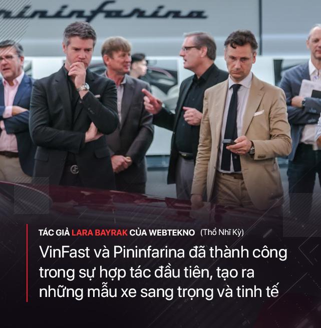 Xe VinFast sang trọng và tinh tế, thật đáng để chiêm ngưỡng tận mắt - Ảnh 1.
