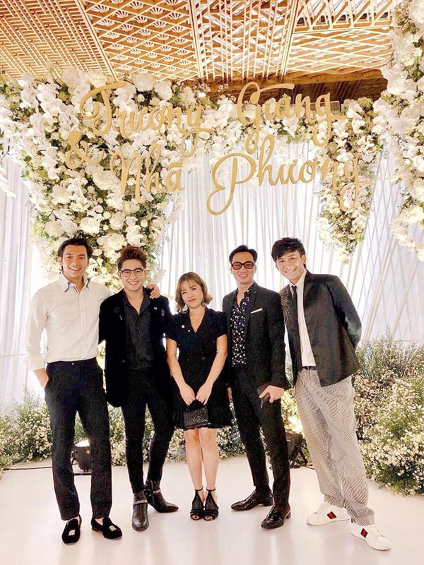 MC đám cưới của Nhã Phương chính là cô gái Trường Giang yêu đơn phương 17 năm trước - Ảnh 8.