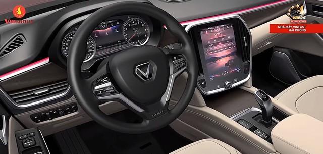 [NÓNG] Báo Đức tiết lộ loạt chi tiết bên trong xe của 2 mẫu xe VinFast sắp trình làng ở Paris Motor Show - Ảnh 1.