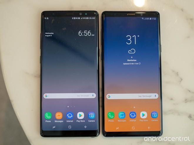 Galaxy Note 9 được cho điểm tối đa về mức độ hài lòng ở 2 thị trường khó tính bậc nhất thế giới - Ảnh 2.