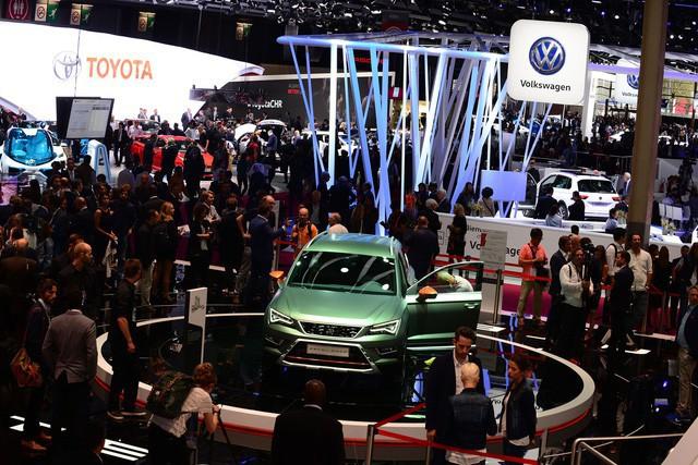 Paris Motor Show: Sân khấu lịch sử của VinFast và nguyên nhân đằng sau sự chọn lọc của thương hiệu non trẻ - Ảnh 1.