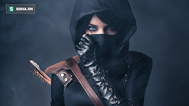 Tiết lộ vũ khí chỉ nữ ninja mới có: Dễ dàng khuất phục mục tiêu, nhất là đàn ông - Ảnh 1.