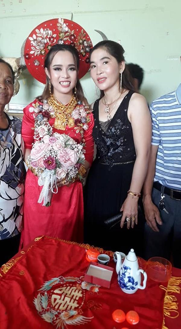 Người thân của cô dâu Hậu Giang chính thức lên tiếng về sự thật việc cháu mình được trao 129 cây vàng làm của hồi môn - Ảnh 2.