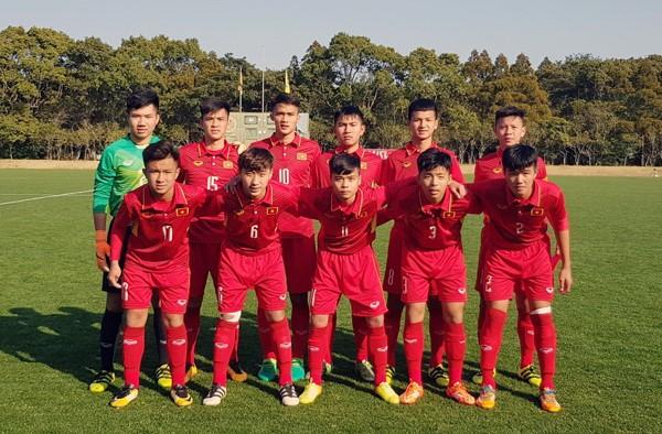 Ban huấn luyện U16 Việt Nam nói về vụ cầu thủ dọa xử trợ lý HLV - Ảnh 1.