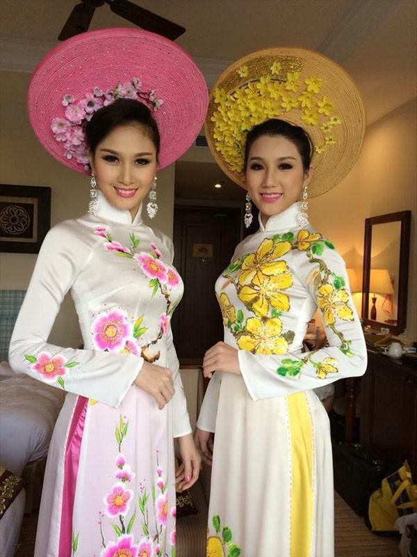Hình ảnh thí sinh có mái tóc đẹp nhất Hoa hậu Việt Nam 2014 cạo trọc đầu gây xôn xao - Ảnh 2.