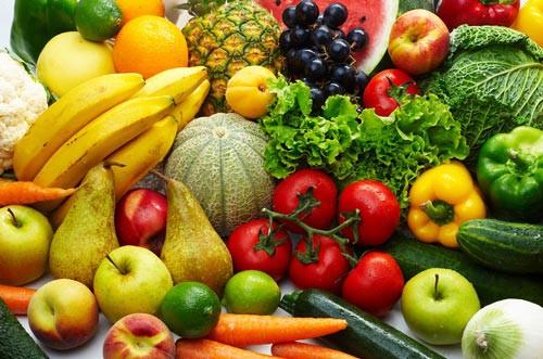 """10 phần rau, quả mỗi ngày là """"chìa khóa"""" để kéo dài tuổi thọ - Ảnh 1."""