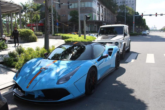 Cường Đô La cộng loạt đại gia Việt khoe dàn siêu xe trăm tỷ dịp cuối tuần - Ảnh 1.