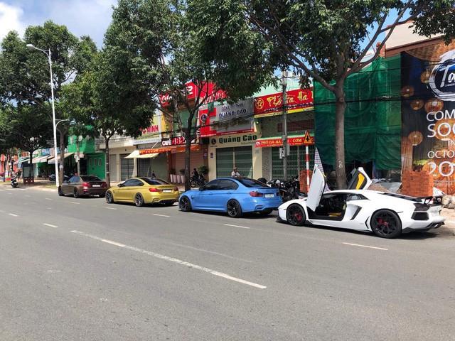 Cường Đô La cộng loạt đại gia Việt khoe dàn siêu xe trăm tỷ dịp cuối tuần - Ảnh 10.