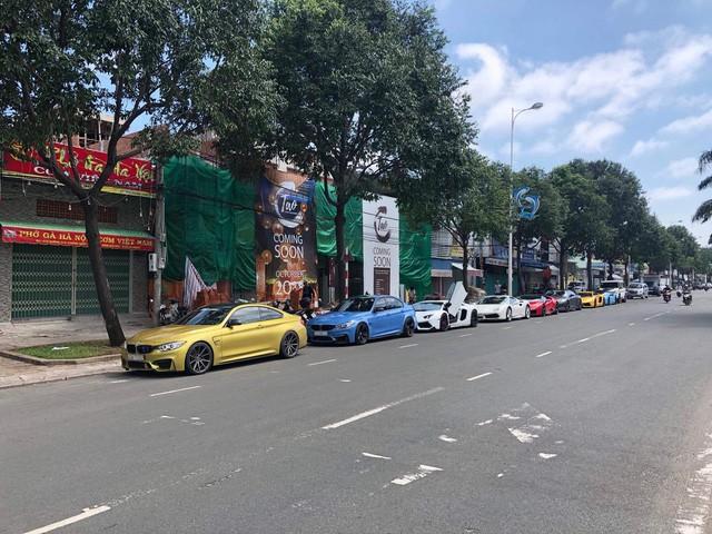 Cường Đô La cộng loạt đại gia Việt khoe dàn siêu xe trăm tỷ dịp cuối tuần - Ảnh 5.
