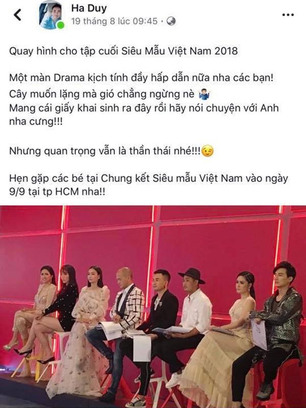 """Hà Duy phát ngôn """"sốc"""" sau cuộc chạm mặt ồn ào với Hương Giang Idol - Ảnh 3."""