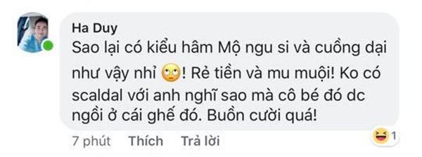 """Hà Duy phát ngôn """"sốc"""" sau cuộc chạm mặt ồn ào với Hương Giang Idol - Ảnh 4."""