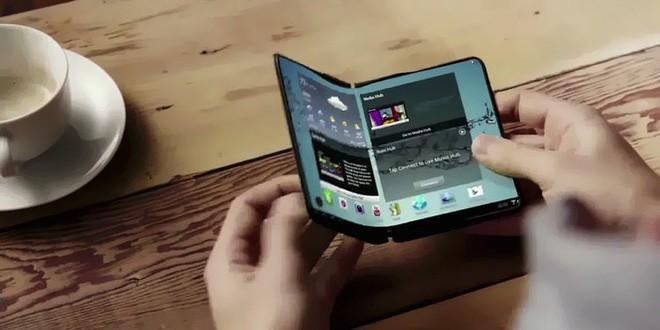 Galaxy Note9 còn chưa hạ nhiệt, Samsung đã khẳng định sẽ ra mắt luôn smartphone màn hình gập ngay tháng 11 năm nay - Ảnh 2.