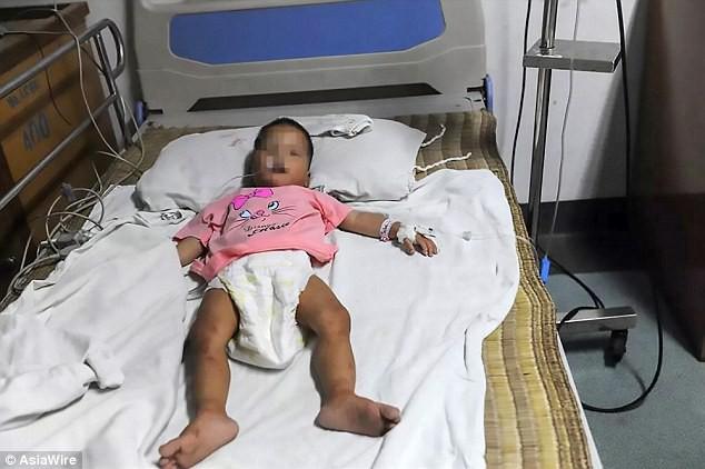 Bé gái 20 tháng tuổi sống sót kỳ diệu sau gần 1 tuần đi lạc trong rừng, không có thức ăn hay nước uống - Ảnh 4.
