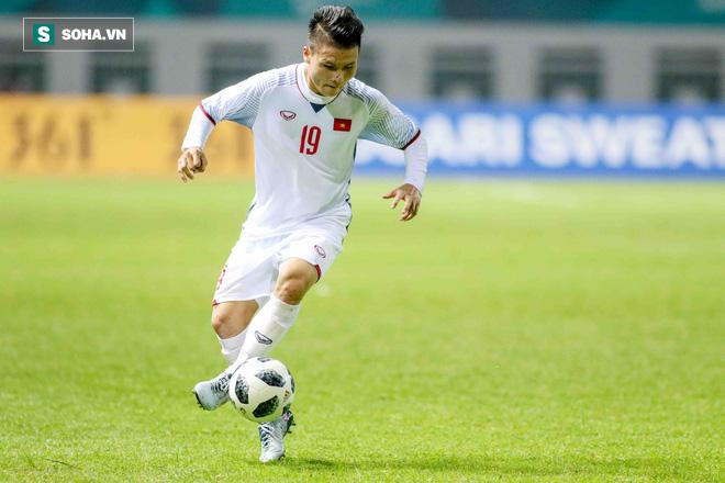 AFC gọi Quang Hải là Cậu bé vàng, chọn vào top 6 ngôi sao tiềm năng của Asiad - Ảnh 1.