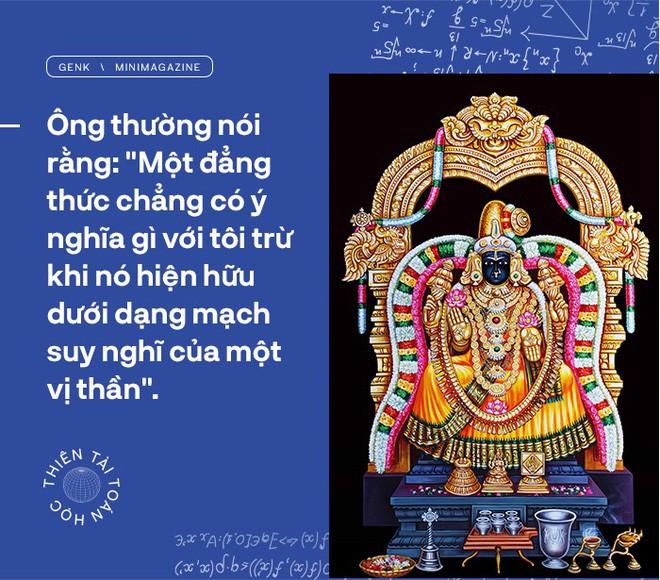 Thiên tài toán học Srinivasa Ramanujan, người đàn ông biết đếm tới vô tận - Ảnh 11.