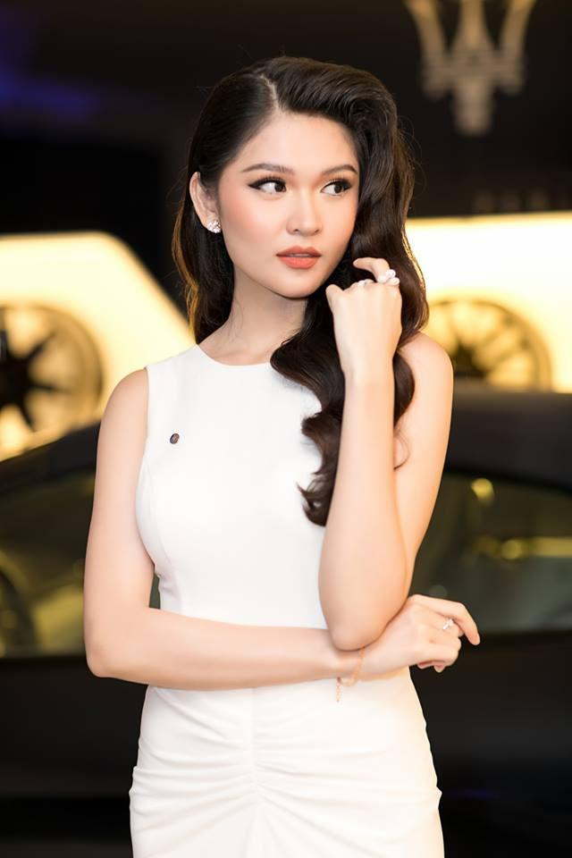 Á hậu Thùy Dung: Đi thi Hoa hậu Quốc tế, bật khóc vì bị kỳ thị - Ảnh 8.
