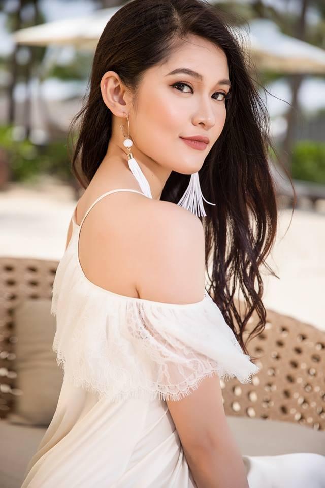 Á hậu Thùy Dung: Đi thi Hoa hậu Quốc tế, bật khóc vì bị kỳ thị - Ảnh 10.