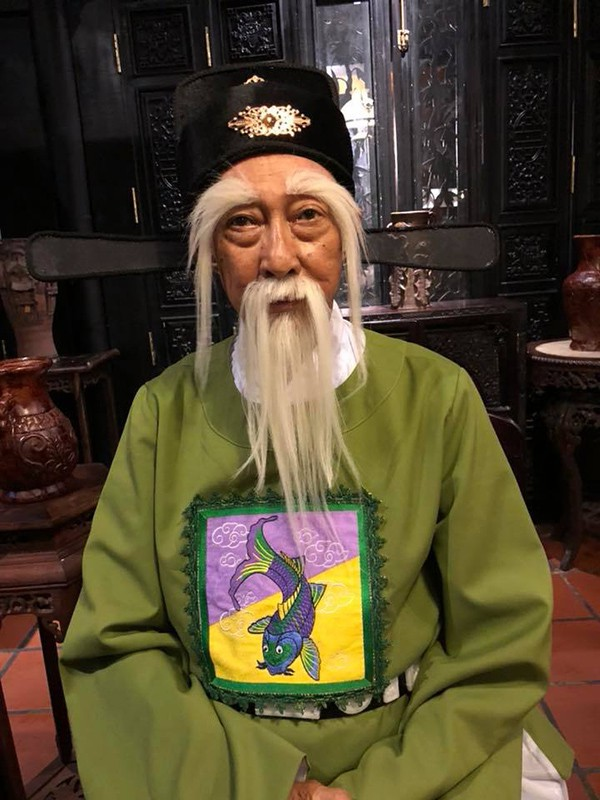 Bữa ăn đạm bạc sau thời gian nằm viện điều trị ung thư phổi của diễn viên Lê Bình - Ảnh 1.