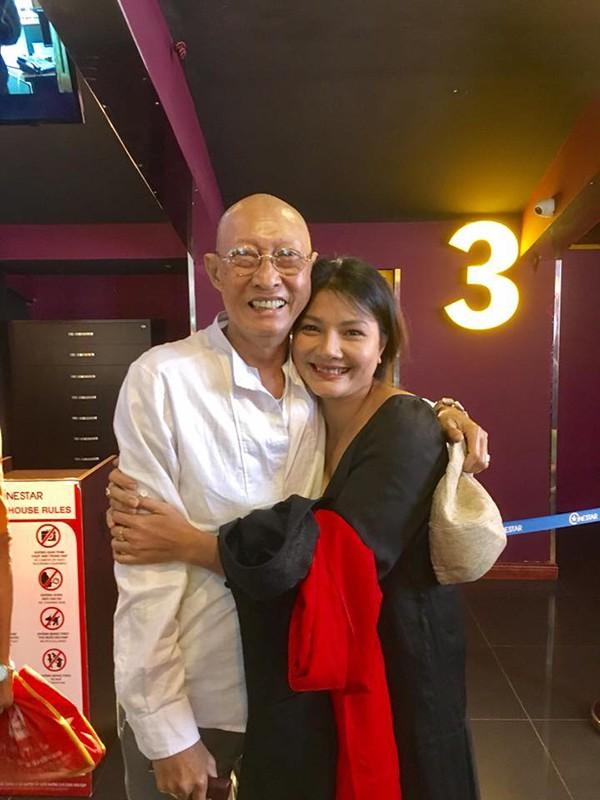 Bữa ăn đạm bạc sau thời gian nằm viện điều trị ung thư phổi của diễn viên Lê Bình - Ảnh 6.