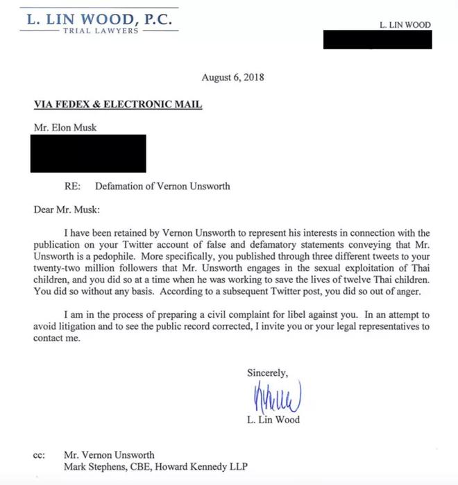 Đáng báo động: Elon Musk gửi email cho báo đài, tiếp tục cáo buộc vô căn cứ người khác là kẻ ấu dâm - Ảnh 2.