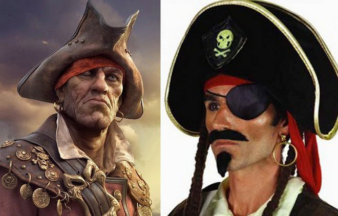 Cướp biển, thủy thủ thường đeo vật dụng này, buồn cười đấy nhưng biết được lý do bạn sẽ gật gù đồng ý - Ảnh 1.