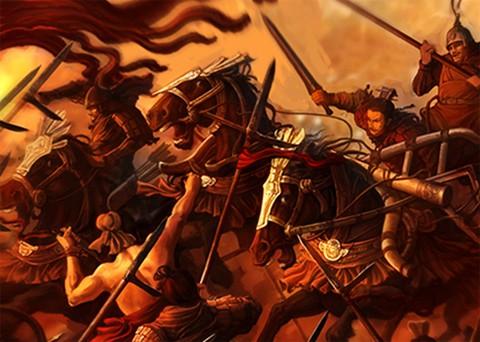 Đại tướng dưới trướng Tôn Quyền, Chu Du và sự tích dùng 1000 con dê diệt giặc - Ảnh 3.