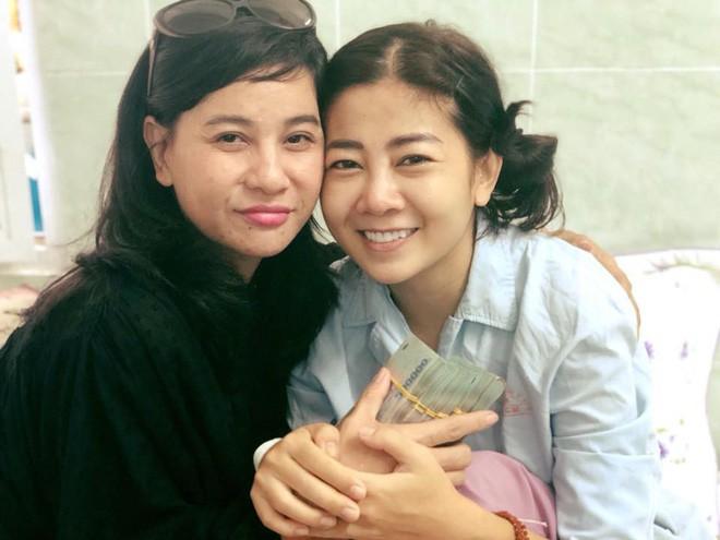 Nghệ sĩ Lê Bình và diễn viên Mai Phương đã được xuất viện, tình trạng sức khoẻ tốt hơn hẳn sau thời gian điều trị tích cực - Ảnh 2.