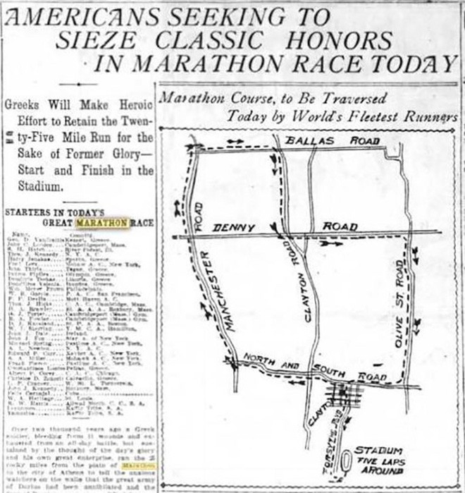 Không cho VĐV uống nước, bắt nuốt thuốc chuột thay doping và những bí mật động trời tại marathon Olympic 1904 - Ảnh 16.