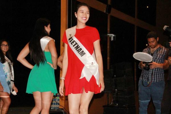 Sự thật bất ngờ về ngôi vị Á hậu Miss Eco International của Thư Dung - Ảnh 2.
